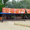 Анапа Центральный пляж шашлыки, пиво, пицца, чебуреки...