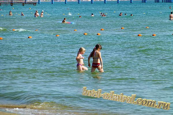 Джемете июнь дети, море